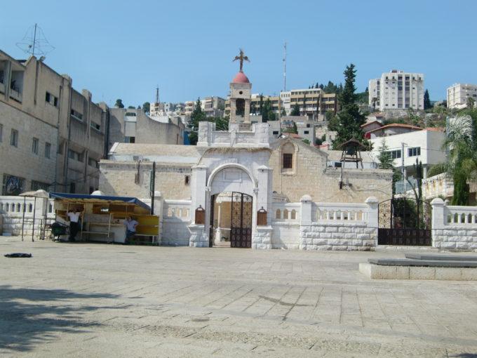 聖ガプリエル教会の外観