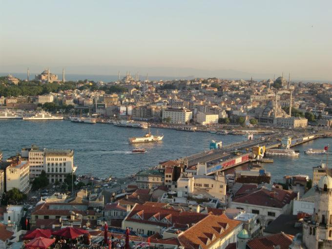 イスラエル観光 1人旅ブログpart4【経由地イスタンブールを散策】