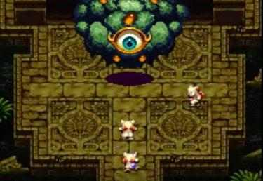 聖剣伝説3光の神獣