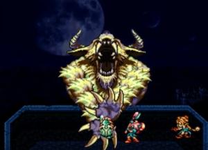 聖剣伝説3月の神獣