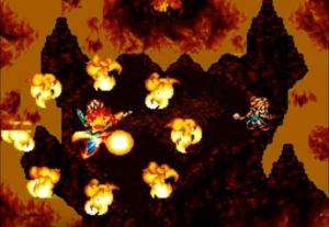 聖剣伝説3火の神獣