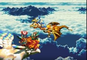 聖剣伝説3風の神獣