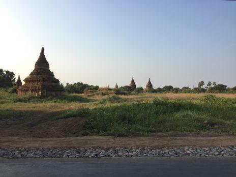 ミャンマー・バガン旅行【いざ仏教三大聖地へ】1人旅ブログ  part2