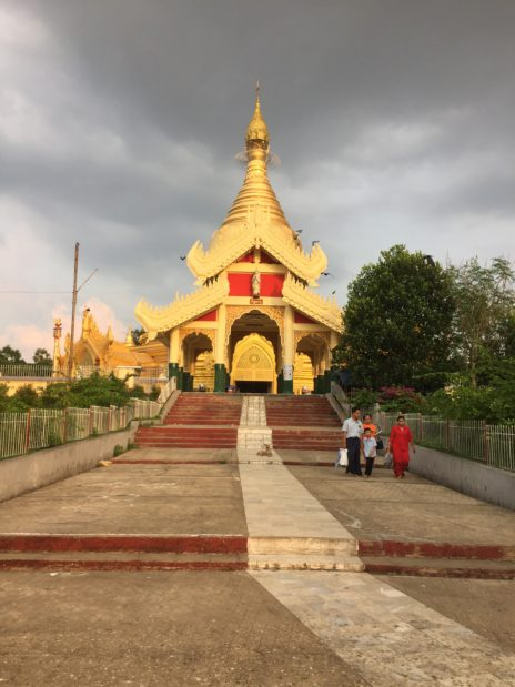 ミャンマー・バガン旅行【いざ仏教三大聖地へ】1人旅ブログ  part1
