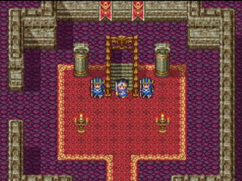 城の兵士より軟弱な装備で旅立つドラクエ3の主人公