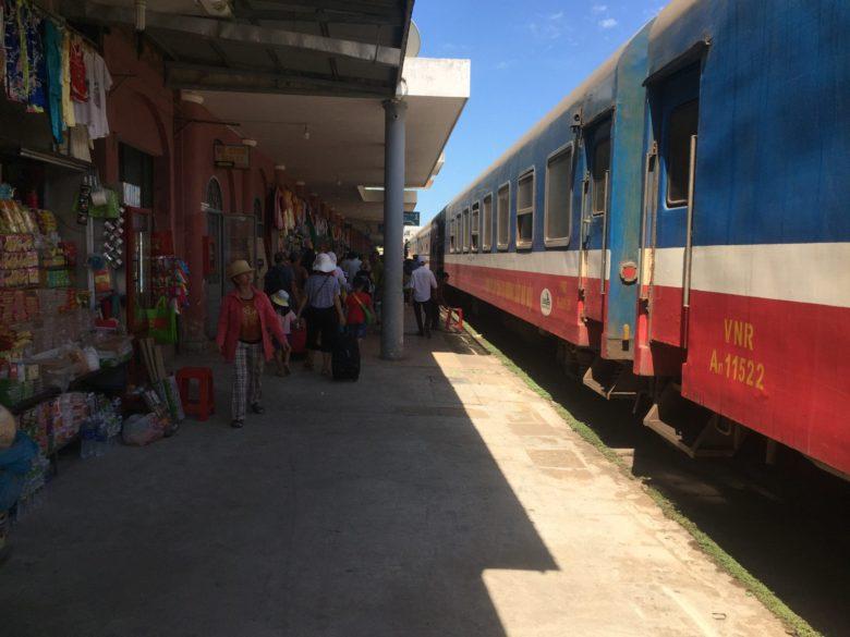 ダナンからフエの移動に電車を利用した感想と役立つ情報を報告!