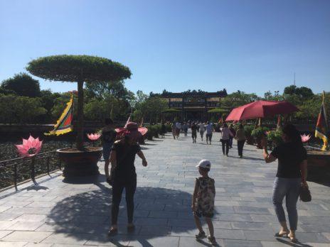 ベトナム旅行、グエン王朝