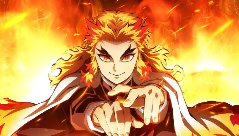 鬼滅の刃、煉獄杏寿郎
