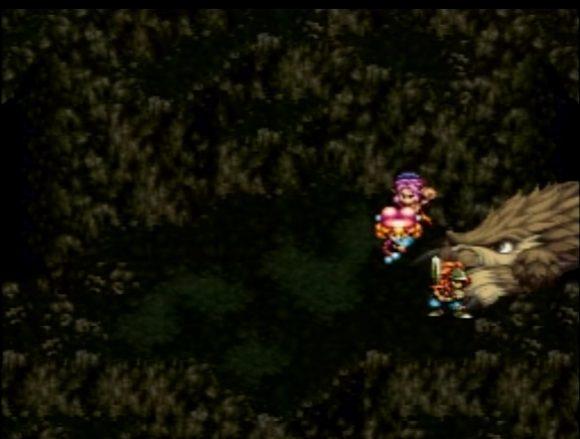 聖剣伝説3モグラのボスで大苦戦