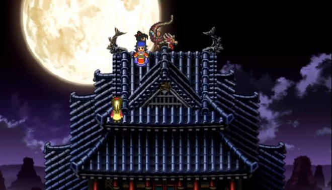 ロマサガ3黄京リマスターは満月の下で決戦