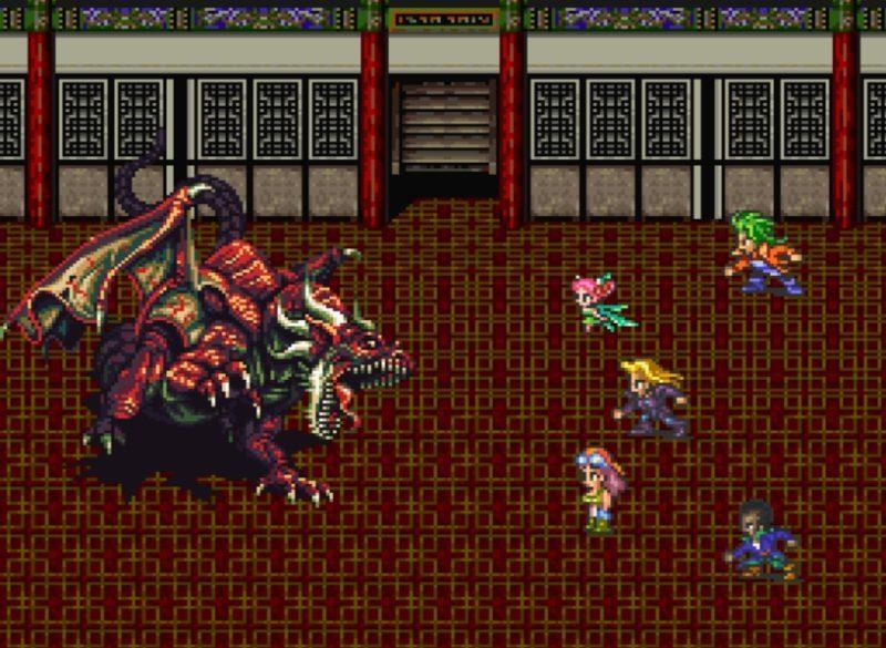 黄京のボス、レッドドラゴン